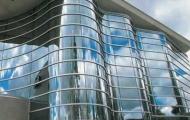 弯曲钢化玻璃