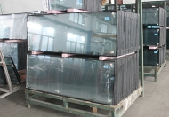 钢化玻璃质量鉴别